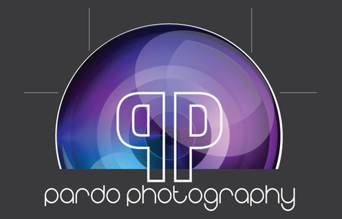 Pardo Photography. Logo