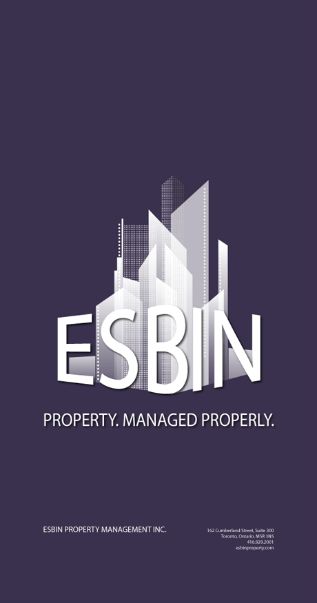 ESBIN Property Management Inc.